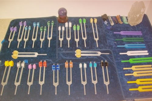 About Tuning Forks